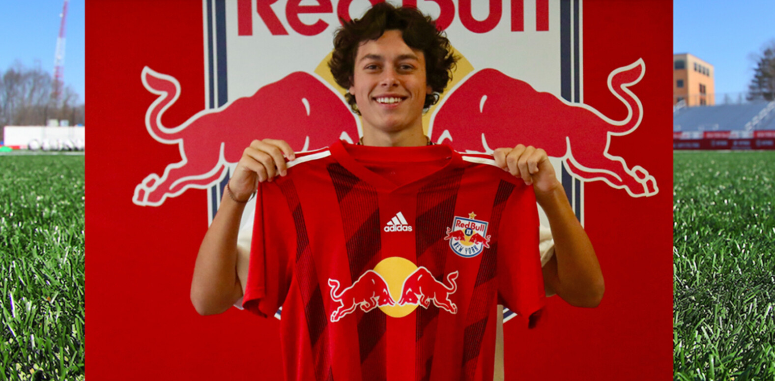 Barca Residency Academy's Caden Clark signs to New York Red Bulls